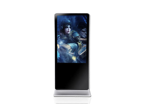 China 1920x1080P 43 Inch HD Digital Advertising Screens With 1 Year Warranty supplier