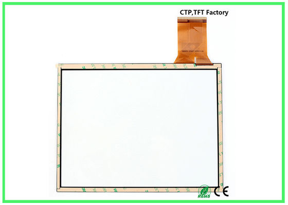 6.5 Inch Touch Screen Display Panel , Capacitive Touch Panel Strong Compatibility