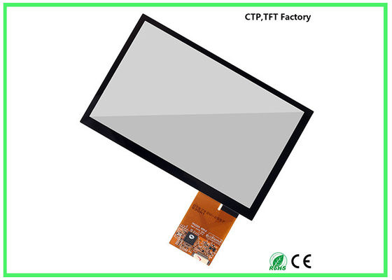 China Multi Touch Touch Panel LCD , 7 Inch USB Touch Screen Panel Long Life Span factory