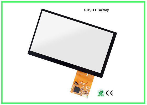 China EETI SIW Touch Controller Touch Panel For LCD IIC Interface 10 Touch Points Type factory