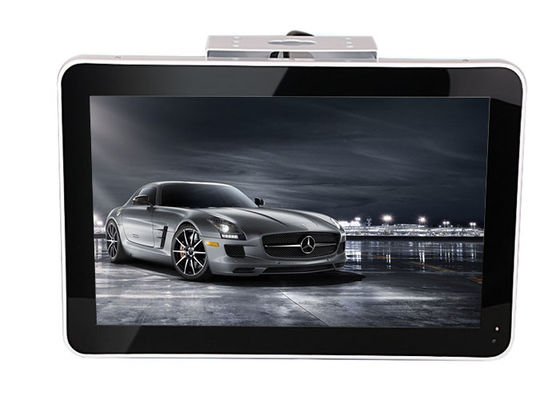 15.6 Inch Roof Mount Bus LCD Monitor 1366×768 Resolution For Advertising