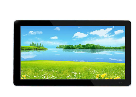 27 Inch Touch Screen Kiosk Monitor High Brightness With Long Lifespan