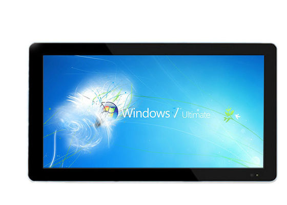 Frameless 22 Inch Touch Screen Kiosk Monitor With Low Power Consumption