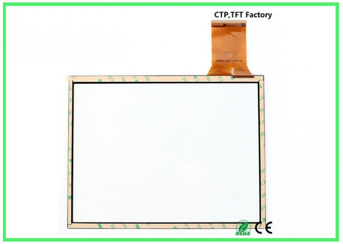 86% Min Transparency Touch Panel For Lcd Monitor , 12 Inch Multi Touch Panel