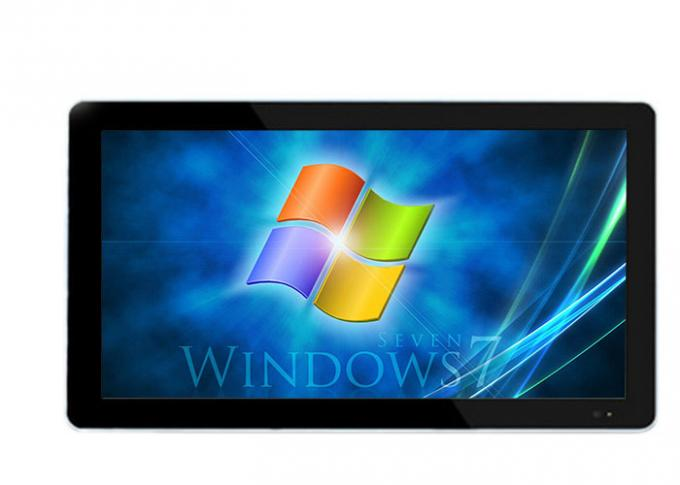 1920x1080P Full HD LCD Touch Screen Monitor 15.6 Inch Size With High Brightness
